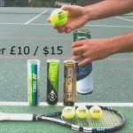 Tennis Ball review for Slazenger, Dunlop, Head, Babolat and Yonex