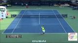 Juan Martin del Potro vs Somdev Devvarman Highlights Dubai 2014 Tennis Championships