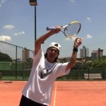 Tennis Tips: Serve: Correct Toss For Kick Or Topspin Serves