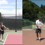 Improve Your Tennis Serve With 2 Simple Drills