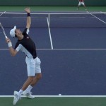 Novak Djokovic Serve In Super Slow Motion 3 – Indian Wells 2013 – BNP Paribas Open