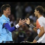 2014 Miami 1/4 Rafael Nadal vs Milos Raonic Highlight [HD]