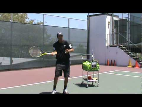 Modern Tennis Forehand #1