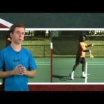 Handling High Balls on your Tennis Forehand