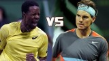 Rafael Nadal Vs Gael Monfils FINAL HIGHLIGHTS QATAR OPEN 2014 [HD]