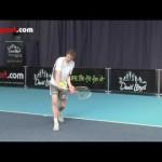 Tennis Backhand- Single Handed Technique