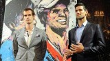 Andy Murray vs Novak Djokovic ~ Highlights — World Tennis Day London 2014