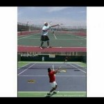 I'm On Your Side Tennis with Dan Brown – Serve Lesson