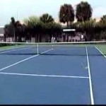Tennis Lessons    Bulding Points and Tactics 3 4