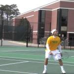 2014 Norfolk State Tennis Highlights