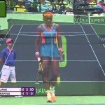 tennis Serena Williams vs Maria Sharapova Miami Sony Open  2014 – Highlights