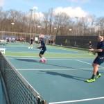 Franciscan Highlights – Men's Tennis – Apr. 11, 2014