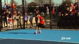 #10 Illinois Men's Tennis vs Minnesota Highlights 4/18/14