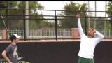 Pat Rafter Lessons – Ultimate Serve –  Tennis Kick serve techniques