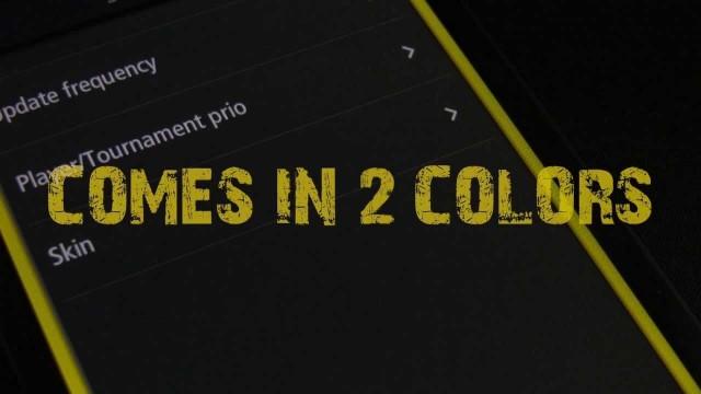 Live Score Tennis App (English)