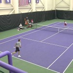 Men's Tennis – NC State Highlights (2/23/14)