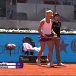 2014 Madrid Agnieszka Radwanska vs Eugenie Bouchard [FULL HD]