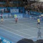 World Tennis Challenge 2014 Highlights
