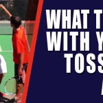 TENNIS SERVICE | Your Tennis Service Toss Arm