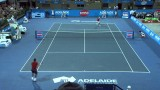 Kokkinakis vs Lopez Highlights – World Tennis Challenge 2014