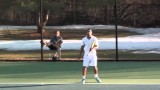 SNHU Men's Tennis Highlights vs. Saint Michael's 04/02/2014