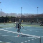 Men's Tennis – Oberlin Highlights – Apr. 19, 2014