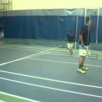 Men's Tennis – Wittenberg Highlights – Apr. 4, 2014