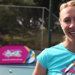 Alicia Molik's Handy ANZ Tennis Hot Shots Tips: know the score