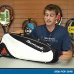 Adidas Tennis Bags Barricade Tour II 3 Pack