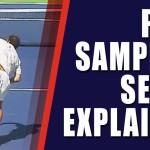 PETE SAMPRAS' *Tennis Serve* Explained | FEDERER'S Weight Transfer On The *Tennis Serve*
