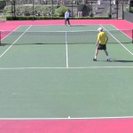 Tennis Serve & Volley Lesson – When To Drop Volley