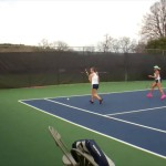 Women's Tennis – Wittenberg Highlights – NCAC Tournament – Apr. 26, 2014