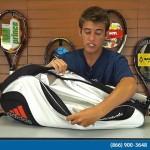 Adidas Tennis Bags Barricade Tour II 6 Pack