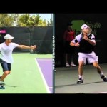 Tennis instruction How to return a serve by tennis oxygen com