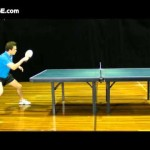 Table Tennis Coaching Forehand counterhit lesson by ttEDGE