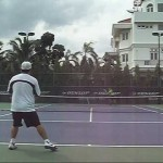 How to Play Tennis Singles Rules 1-3 in Action