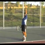Serve Toss Tips – tennis instruction, tennis lesson