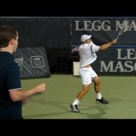 Tennis Lessons – Forehand Follow Through