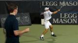 Tennis Lessons – Forehand Follow Through