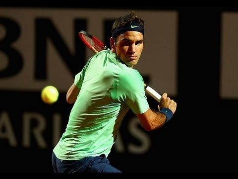 Top 10: Best Tennis Points – ATP Rome 2013 (HD 1080p)