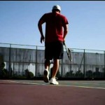 Brent Tsuda – How to hit a Topspin Semi-Western Grip Forehand – Tennis Strokes Lesson #1