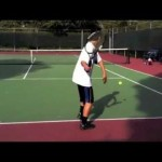 TENNIS LESSON: HOW TO HIT A SEMI-WESTERN FOREHAND GRIP IN 2 MINUTES