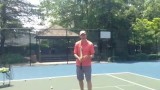Forehand Tennis Tip: Forehand Open Stance vs Closed Stance Tennis Lesson