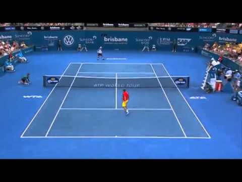 2014 Tennis Tournament Lleyton Hewitt v Marius Copil – Highlights Men's Singles Quarter Fi