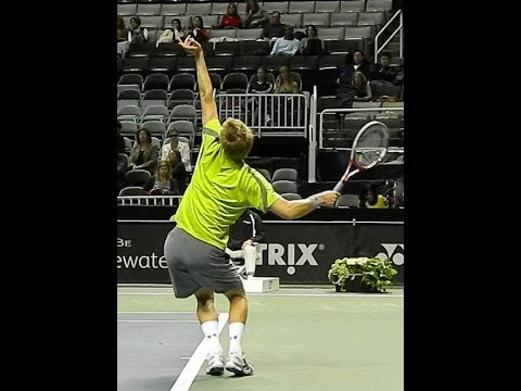 Master Your Slice Serve-3 Steps