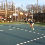 Washington & Jefferson Highlights – Men's & Women's Tennis – Apr. 12, 2014
