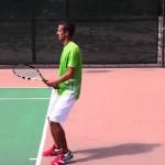 TENNIS FOOTWORK LESSON | Tennis Footwork To Handle Deep Balls