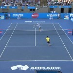 Kokkinakis vs Dodig Highlights – World Tennis Challenge 2014