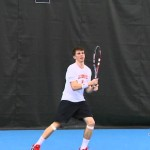 Illinois Men's Tennis vs Pepperdine Highlights 3/14/14