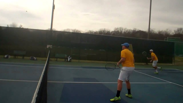 Men's & Women's Tennis – Penn State-Behrend Highlights – Apr. 21, 2014
